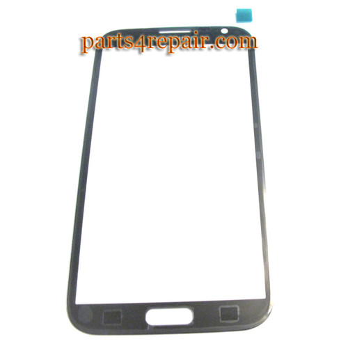We can offer Samsung Galaxy S Note II N7100 Front Touch Lens Glass Screen -Gray