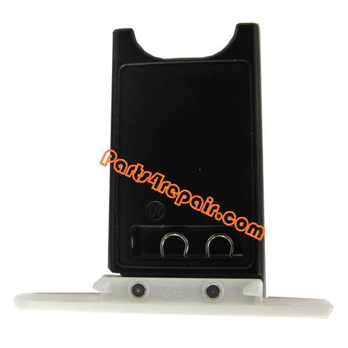 Nokia Lumia 800 SIM Tray -White
