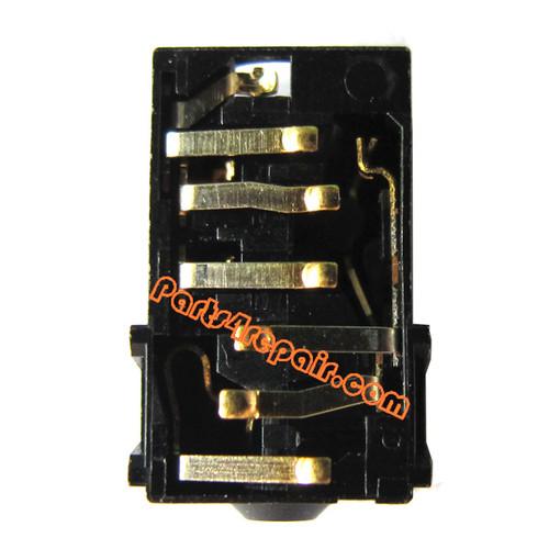 Headphone Plug for Nokia 700 / 500 from www.parts4repair.com