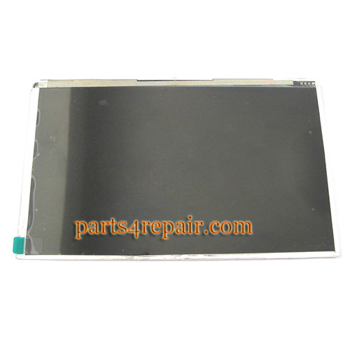 Samsung Galaxy Tab 2 7.0 P3100 / P6200 / P1000 LCD Screen from www.parts4repair.com