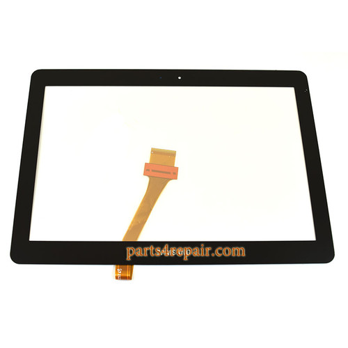 Samsung Galaxy Note 10.1 N8000 Touch Screen with Digtizer -Black from www.parts4repair.com