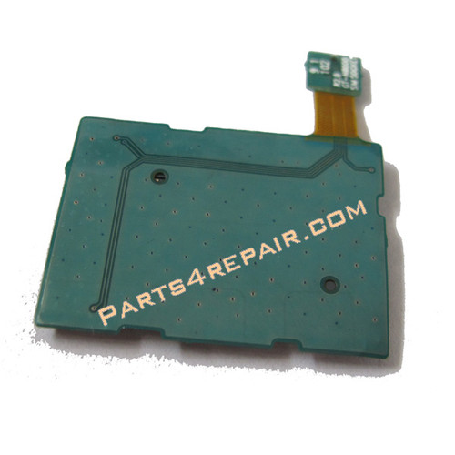 Samsung Galaxy Note 10.1 N8000 SIM Holder Flex Cable