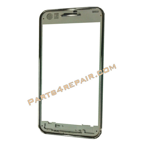 Samsung I8530 Galaxy Beam Front Cover from www.parts4repair.com