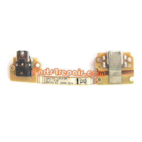 Asus Google Nexus 7 Dock Charging Connector Flex Cable