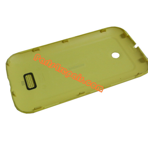 We can offer Back Cover for Nokia Lumia 510 -Yellow