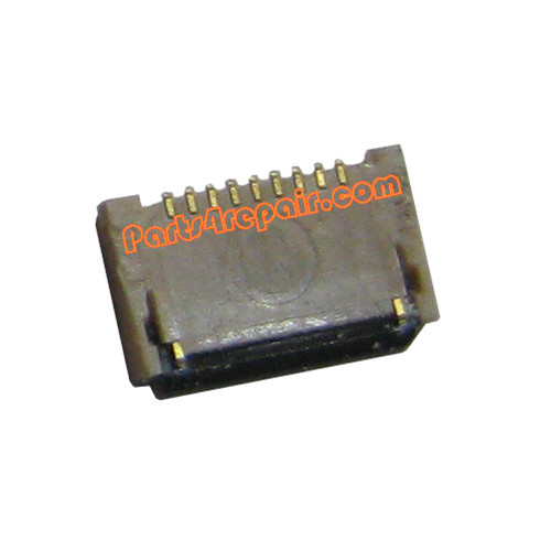 We can ofter Touch Screen FPC Connector for Samsung Galaxy Note II N7100