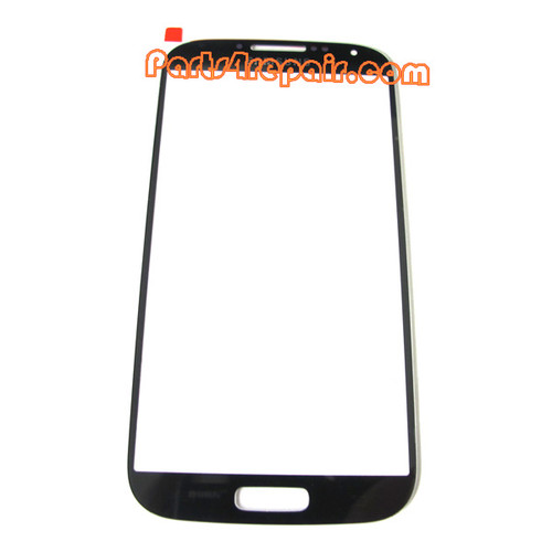 Touch Lens for Samsung I9500 Galaxy S4 -Black from www.parts4repair.com