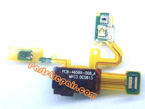 We can offer Sensor Flex Cable for BlackBerry Z10
