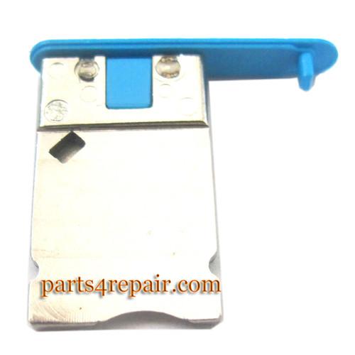 Nokia Lumia 900 SIM Tray -Blue