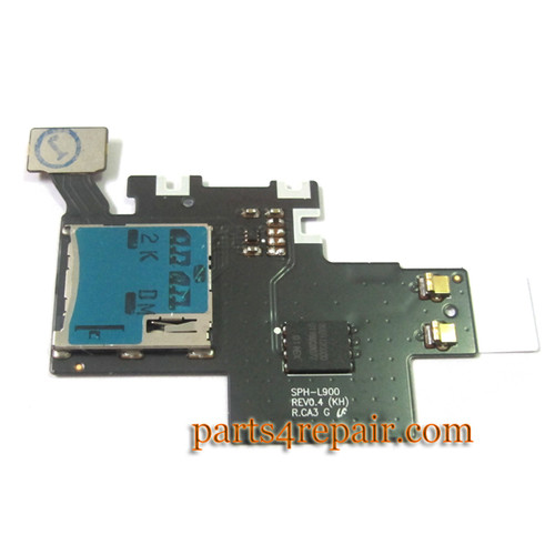 SIM Holder for Samsung Galaxy Note II CDMA (SPH-L900)