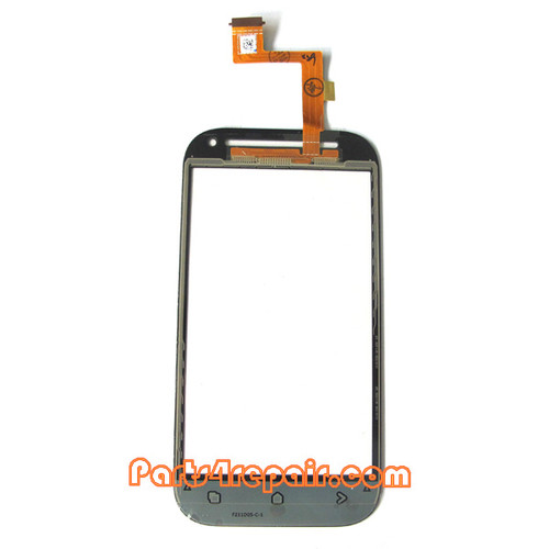 We can offer Touch Screen Digitizer for HTC One SV -Black