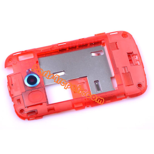 Middle Cover for HTC Desire C from www.parts4repair.com