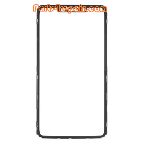 Front Bezel for Motorola RAZR I XT890 -Black