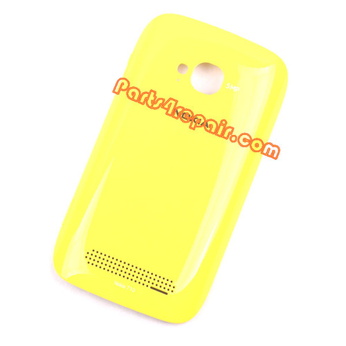 Back Cover for Nokia Lumia 710 -Yellow