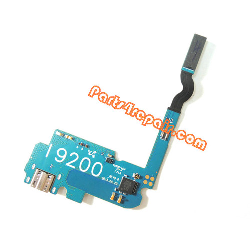 Dock Charging Flex Cable for Samsung Galaxy Mega 6.3 I9200 from www.parts4repair.com