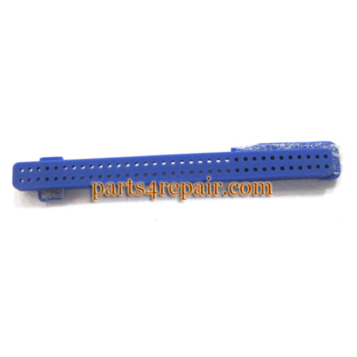 Anti Dust Earpiece Mesh for HTC 8X -Blue from www.parts4repair.com