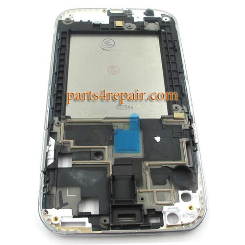 Front Housing Cover for Samsung Galaxy Win I8552 -White