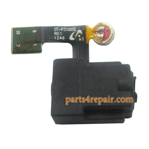 Earphone Jack Flex Cable for Samsung Galaxy Tab 7.0 P3100