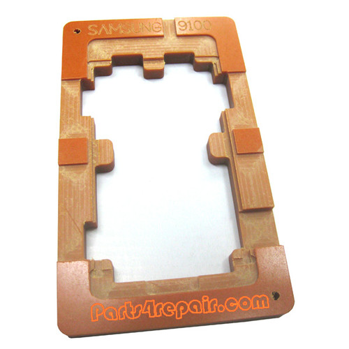 UV Glue (LOCA) Alignment Mould for Samsung I9100 Galaxy S2 LCD Glass