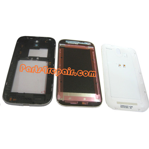 We can offer Full Housing Cover for HTC One SV -White
