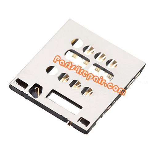 SIM Holder Contact for Sony Xperia ion LTE LT28 from www.parts4repair.com