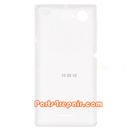 We can offer Back Cover for Sony Xperia L S36H -White