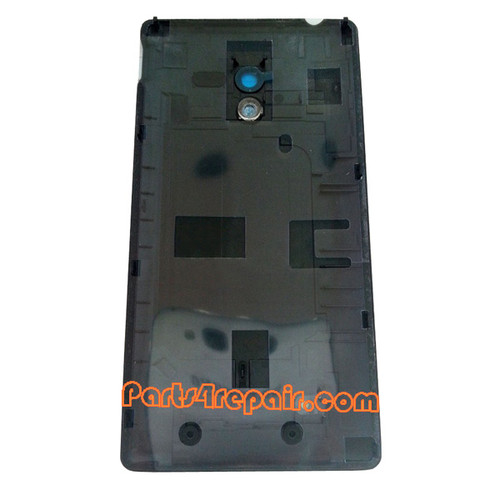 We can offer Back Cover for Sony Xperia ZL L35H -Black