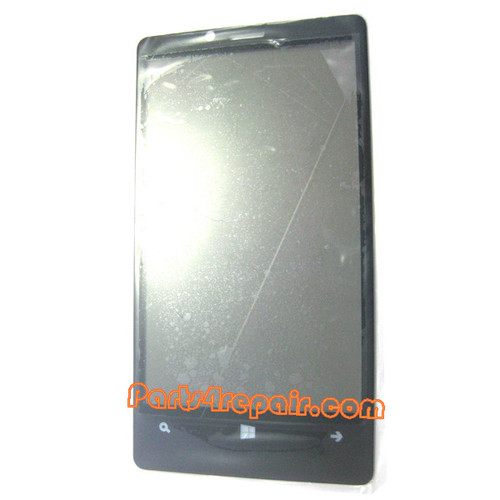 We can offer Front Glass for Nokia Lumia 920