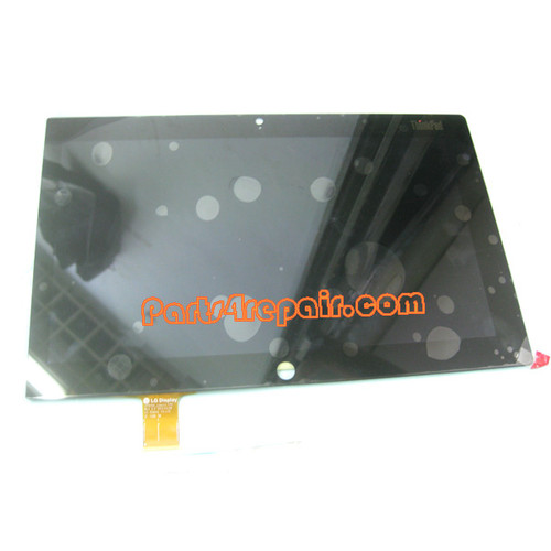"""10.1"""" Complete Screen Assembly for IBM Thinkpad tablet2"""
