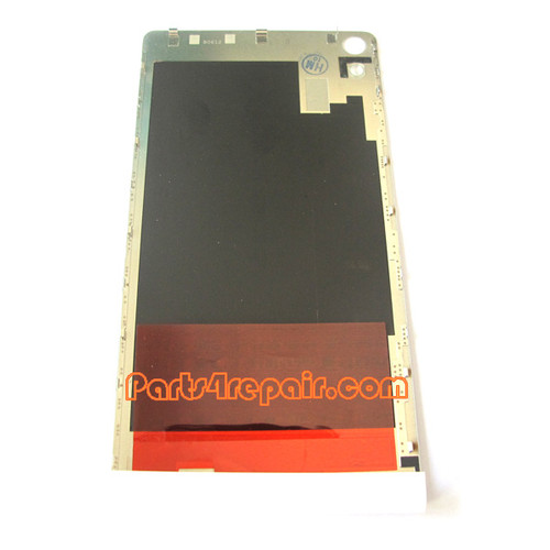 Back Cover for Huawei Ascend P6 -White