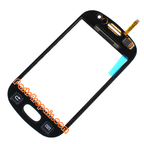 We can offer Touch Screen Digitizer for Samsung Galaxy Fame S6810 -White