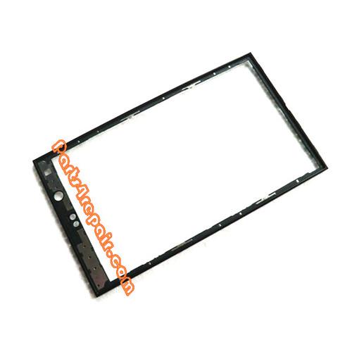 We can offer LCD Bezel for BlackBerry Z10