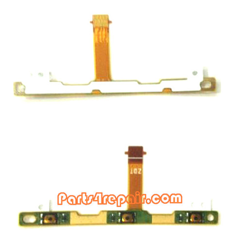 Side Key Flex Cable for Sony Xperia SP M35H from www.parts4repair.com