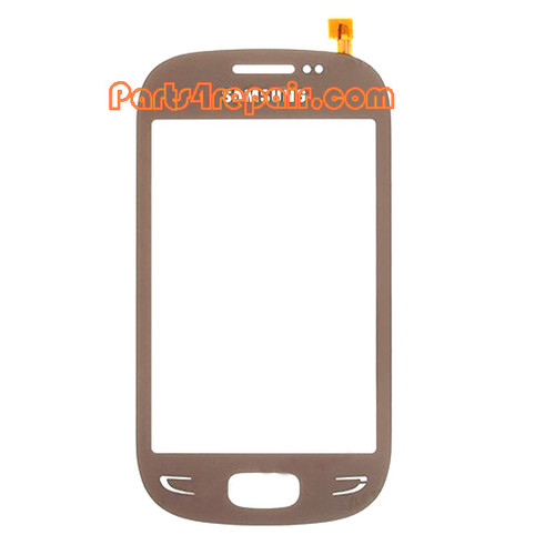 Touch Screen Digitizer for Samsung Rex 90 S5292 -Brown from www.parts4repair.com