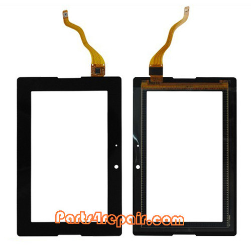 BlackBerry PlayBook 2 Touch Screen with Digitizer from www.parts4repair.com