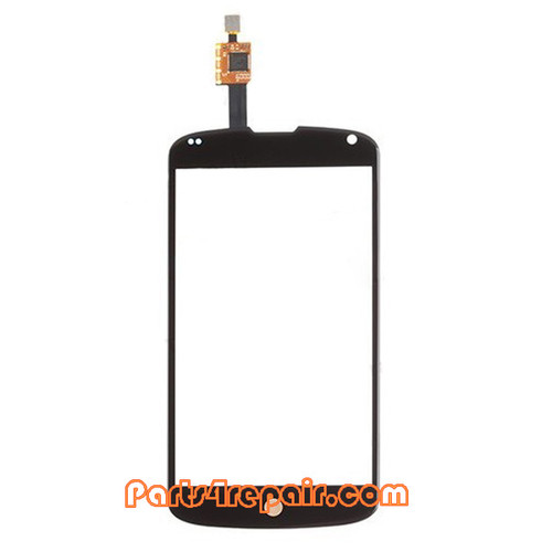 Touch Screen Digitizer for LG Nexus 4 E960 from www.parts4repair.com
