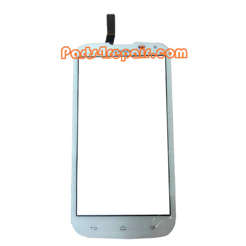 Touch Screen Digitizer for Huawei G610s -White from www.parts4repair.com