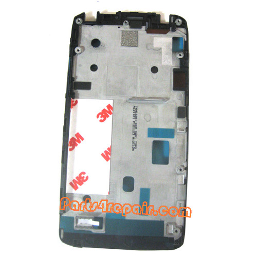 Front Housing Cover for HTC One X + (at&t Version)