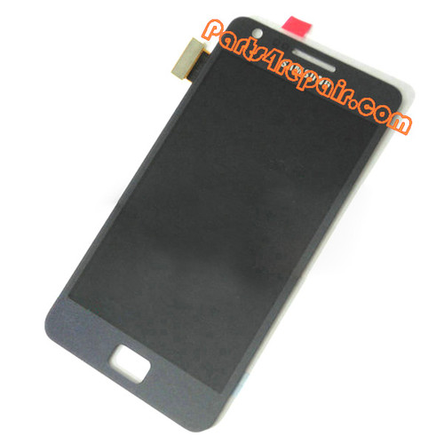 Complete Screen Assembly OEM for Samsung I9105 Galaxy S II Plus -Blue