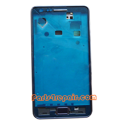 Front Housing Cover for Samsung I9105 Galaxy S II Plus -White