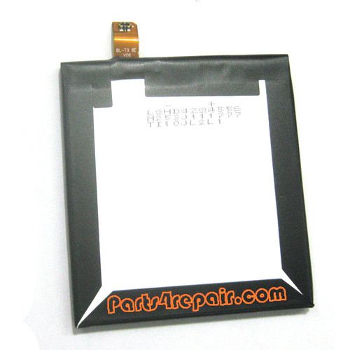 BL-T9 Battery for LG Nexus 5 from www.parts4repair.com