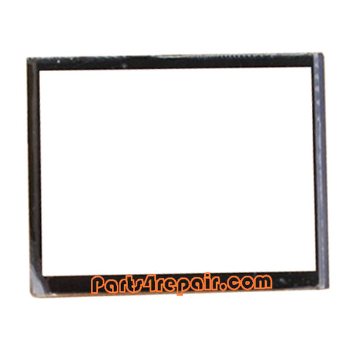 Front Glass Lens OEM for BlackBerry Bold 9780 -Black from www.parts4repair.com