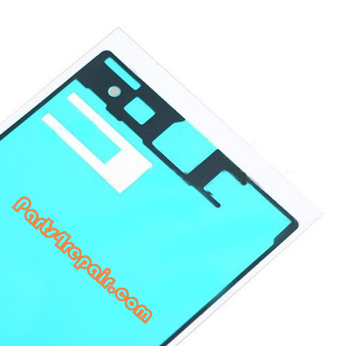Front Housing Adhesive Sticker for Sony Xperia Z1 L39H