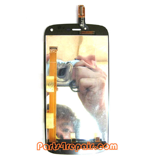 We can offer Complete Screen Assembly for Gionee E3