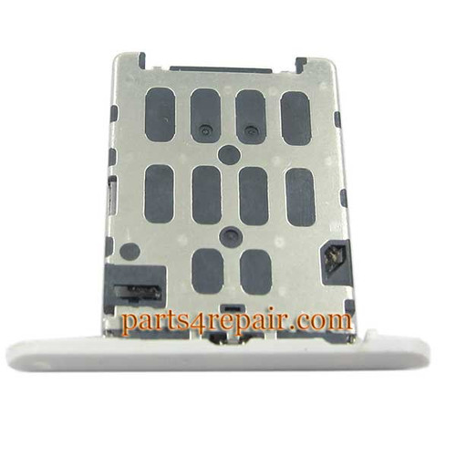 SIM Tray Holder for Nokia Lumia 720 -White