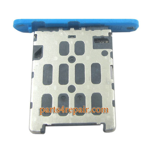 SIM Tray Holder for Nokia Lumia 720 -Blue