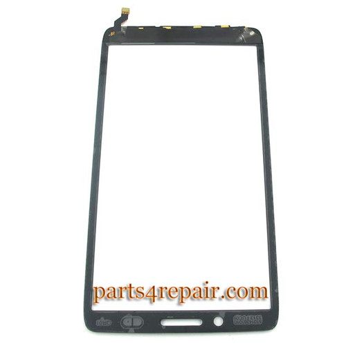 Touch Screen Digitizer for Motorola Droid Ultra XT1080 -Black