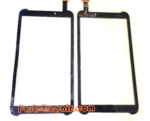Touch Screen Digitizer for Asus Fonepad Note FHD6 -Black from www.parts4repair.com