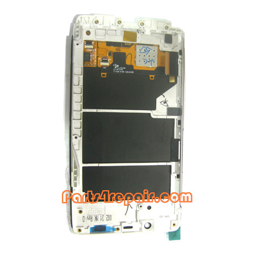 We can offer Complete Screen Assembly with Bezel for Motorola Droid Ultra XT1080 -White