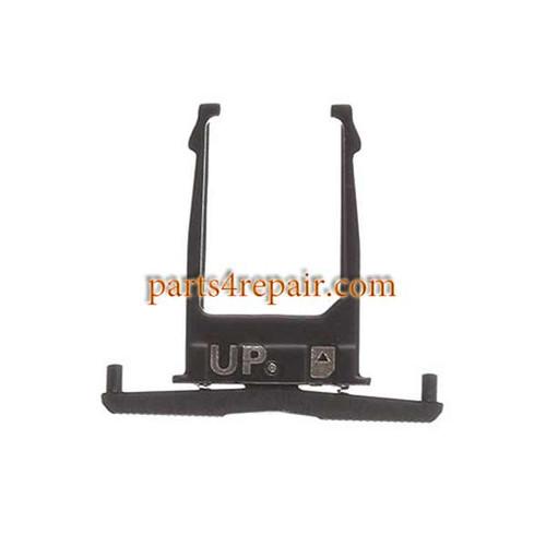 SIM Tray Holder for Motorola Droid Ultra XT1080 -Black
